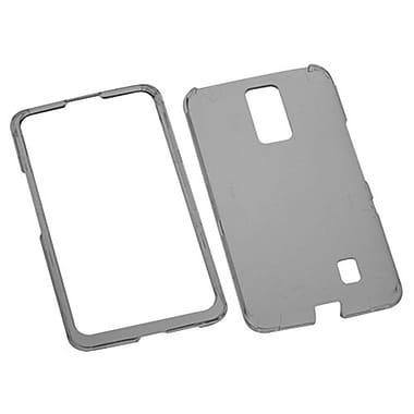 Insten® Protector Case For LG VS920 Spectrum, T-Smoke