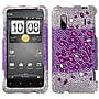 Insten® Diamante Protector Case For HTC Hero 4G/Kingdom/ADR6285