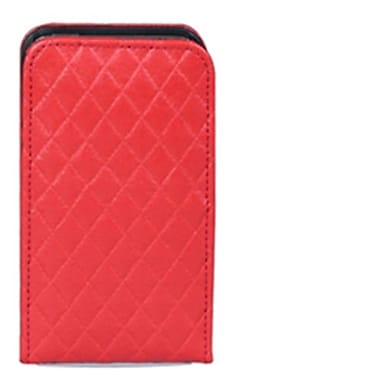 Insten® 070 Vertical Pouch For iPod Touch 1st Gen, Red