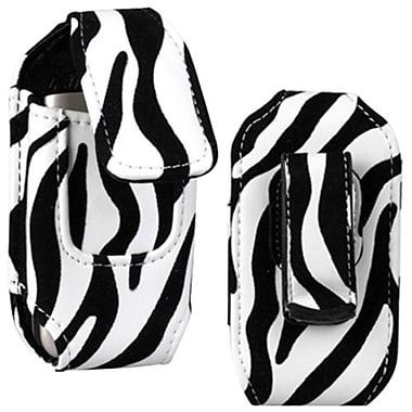 Insten® Vertical Pouch, (6515) Zebra