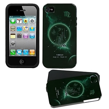 Insten® Horoscope Collection Fusion Faceplate Case F/iPhone 4/4/4SG, Virgo