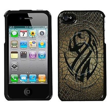 Insten® Dream Protector Cover F/iPhone 4/4S, Web of Iron