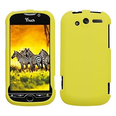 Insten® Protector Case For HTC myTouch 4G, Yellow