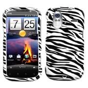 Insten® Protector Case For HTC Amaze 4G, Zebra