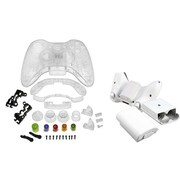 Insten® 1027550 2-Piece Game Others Bundle For Microsoft Xbox 360 Wireless Controller