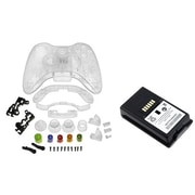 Insten® 1027566 2-Piece Game Battery Bundle For Microsoft Xbox 360 Wireless Controller