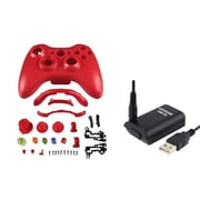 Insten® 1027570 2-Piece Game Battery Bundle For Microsoft Xbox 360 Wireless Controller