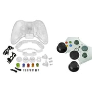Insten® 1027577 2-Piece Game Others Bundle For Microsoft Xbox 360 Wireless Controller