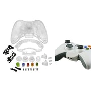 Insten® 1027580 2-Piece Game Adapter Bundle For Microsoft Xbox 360 Wireless Controller
