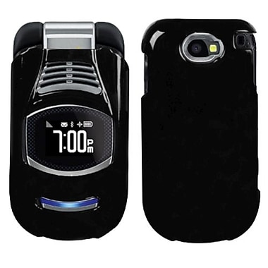 Insten® Faceplate Case For Sanyo E4100Taho, Solid Black