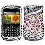 Insten® Diamante Phone Protector Cover For BlackBerry 8520/8530,