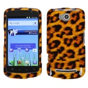 Insten® Snap-In Faceplate Case For Coolpad 5860E Quattro 4G, Leopard