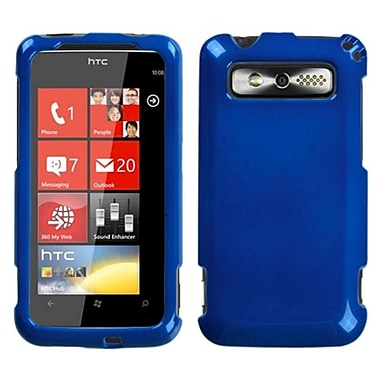 Insten® Protector Cover For HTC Trophy, Solid Dark Blue