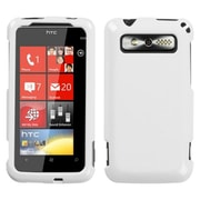 Insten® Hard Protector Case Cover For HTC 7 Trophy, Solid Ivory White