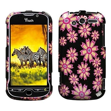 Insten® Protector Case For HTC myTouch 4G, Flower Wall