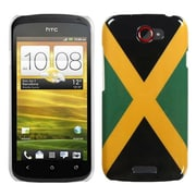 Insten® Back Case For HTC-One S, Jamaica