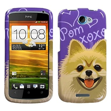 Insten® Snap-In Faceplate Cases For HTC-One S