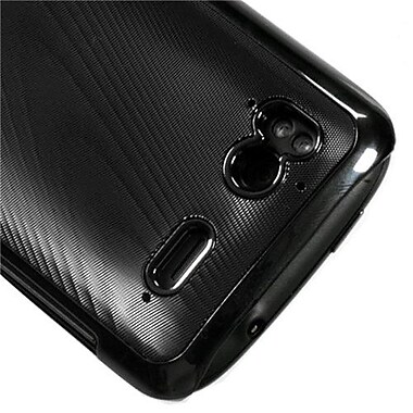 Insten® Back Protector Cases For HTC Sensation 4G