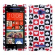 Insten® Protector Cover For HTC Windows Phone 8X, Card Suits