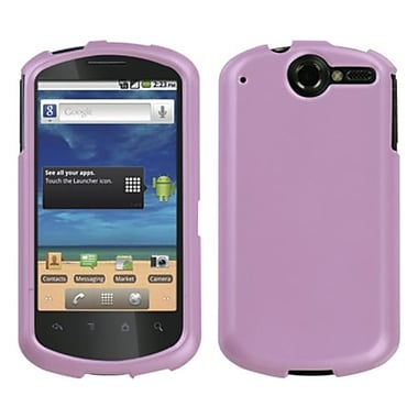 Insten® Phone Protector Case For Huawei U8800 Impulse 4G, Solid Pearl Violet