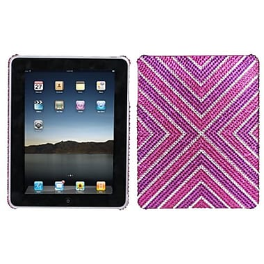 Insten® Diamante Back Protector Covers For iPad