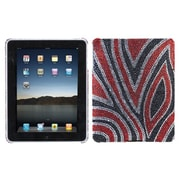 Insten® Diamante Back Protector Cover For iPad, Jungle Fever