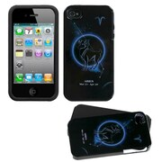 Insten® Horoscope Collection Fusion Protector Cover F/iPhone 4/4S, Aries