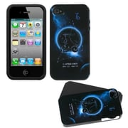 Insten® Horoscope Collection Fusion Faceplate Case F/iPhone 4/4/4SG, Capricorn