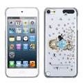 Insten® Diamante Back Protector Covers For iPod Touch 5th Gen