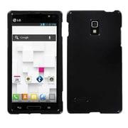 Insten® Protector Case For LG P769 Optimus L9, Black
