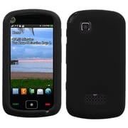 Insten® Skin Case For Motorola EX124G, Black