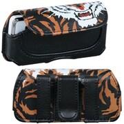 Insten® Argyle Horizontal Pouch, (8215TG) Tiger Roller