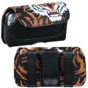 Insten® Argyle Horizontal Pouch, (8213TG) Tiger Roller