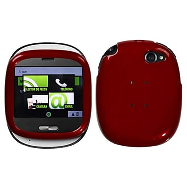 Insten® Protector Cover For Sharp Kin One Microsoft, Solid Red