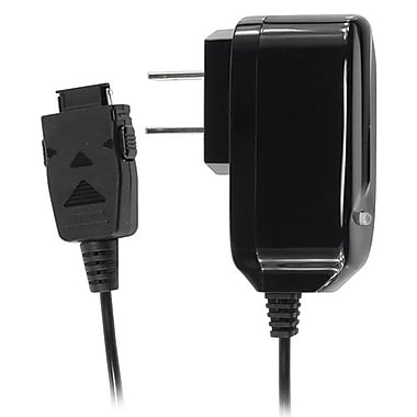 Insten® 110 - 220 VAC 400 - 900mA Premium Travel Charger With IC Chips For Sanyo