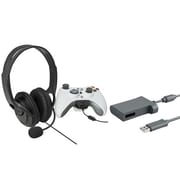 Insten® 1034886 2-Piece Game Cable Bundle For Microsoft Xbox 360