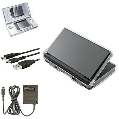 Insten® 1034923 4-Piece Game Cable Bundle For Nintendo DS Lite/Nintendo Dsi/NDS Lite