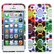 Insten® Phone Protector Cover F/iPhone 5/5S, Camo Glow