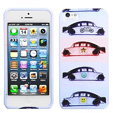 Insten® Phone Protector Cover F/iPhone 5/5S, Running Jeep