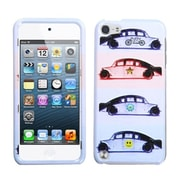 Insten® Phone Protector Case For iPod Touch 5th Gen, Running Jeep