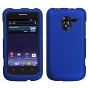 Insten® Protector Case For ZTE-N9120 Avid 4G, Titanium Solid Dark Blue
