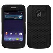 Insten® Protector Case For ZTE-N9120 Avid 4G, Black Astronoot