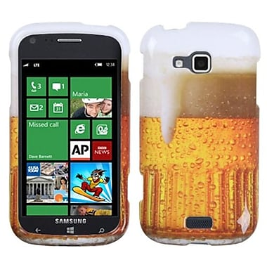 Insten® Phone Protector Case For Samsung i930 ATIV Odyssey, Beer