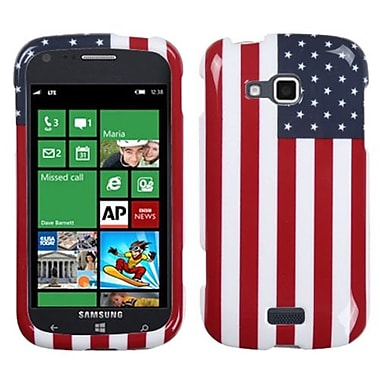 Insten® Phone Protector Case For Samsung i930 ATIV Odyssey, United States National Flag