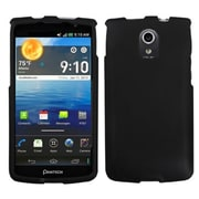 Insten® Protector Cover For Pantech P9090 Discover, Black