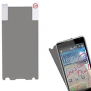 Insten® Anti-Grease LCD Screen Protector For LG MS870 Spirit 4G, Clear