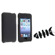 Insten® 1065706 2-Piece MP3 Case Bundle For Apple iPod Touch 2nd/3rd Gen