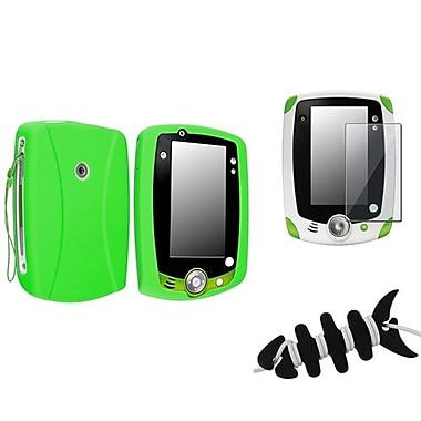 Insten® 1067819 3-Piece Tablet Headset Smart Wrap Bundle For Leapfrog LeapPad 2