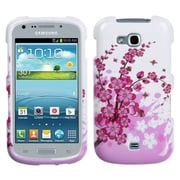 Insten® Phone Cover Case For Samsung Galaxy Axiom R830, Spring Flowers Image
