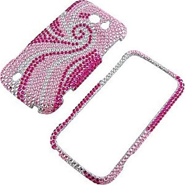 Insten® Diamante Protector Cover For ZTE N9500 Flash, Phoenix Tail